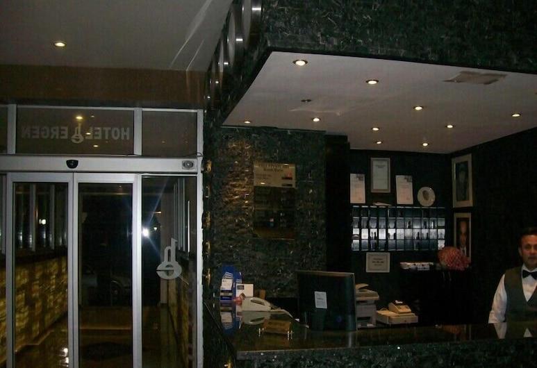 Hotel Ergen, Ankara, Resepsiyon