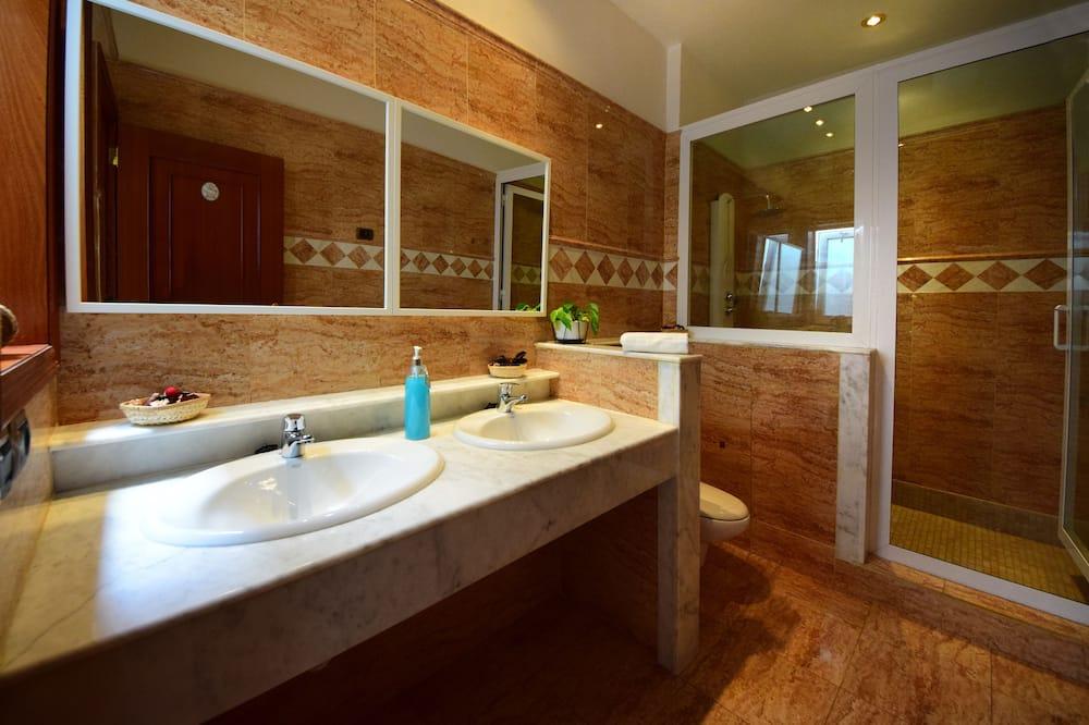 Suite, 2 kamar tidur (Teide) - Kamar mandi