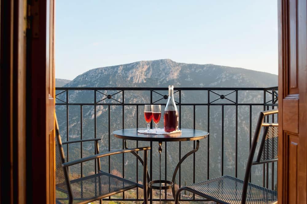 Double or Twin Room, Sea View - Pemandangan Balkoni