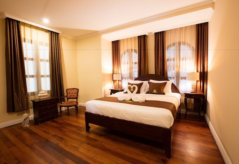 Le Luxe Boutique Hotel, Viangchan, Deluxe Exclusive Room, Tuba