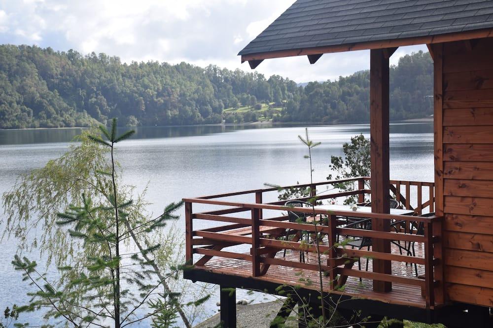 Bungalow, 3 Bedrooms, Lake View - Balkoni