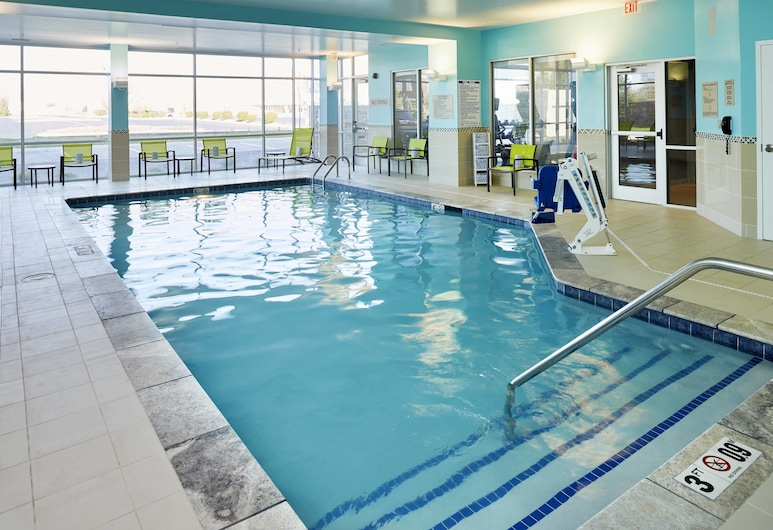SpringHill Suites by Marriott Dayton Beavercreek, Beavercreek, Indoor Pool