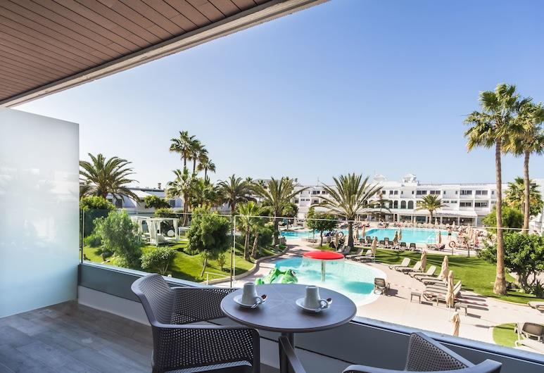 Playa Park Zensation, La Oliva, Zimmer, Balkon