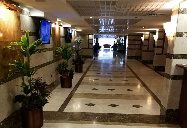 Jewar Al Bait Hotel, Mekka, Lobby-Lounge