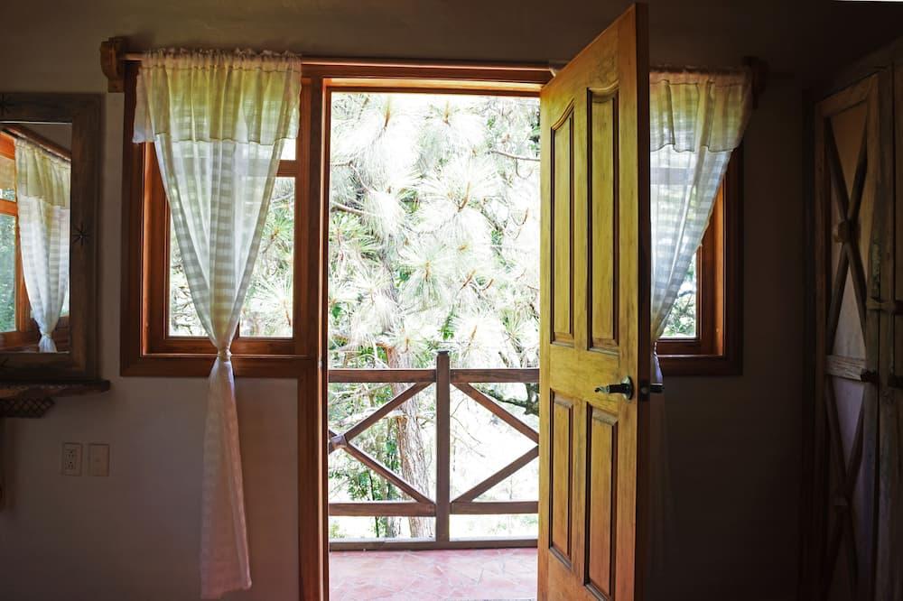 シャレー 3 ベッドルーム (up to 10 persons) - バルコニー
