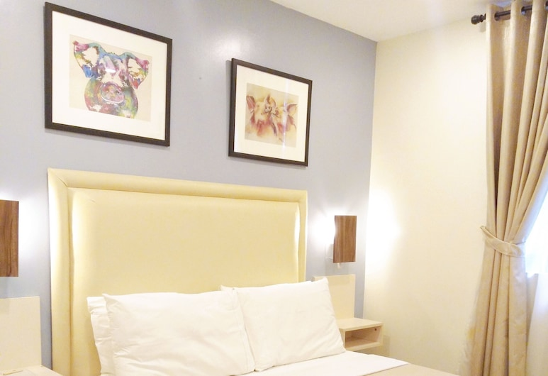 Uncle Tom's Cabin, Cebu, Liukso klasės kambarys, 1 didelė dvigulė lova, Svečių kambarys