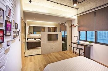 Fotografia hotela (WeLOFT Inn) v meste Tainan