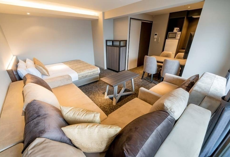 RESI STAY GIONDO KYOTO Higashiyama Sanjo, Kyoto, 1Queen bed with 2 sofa beds for 5 A, Room