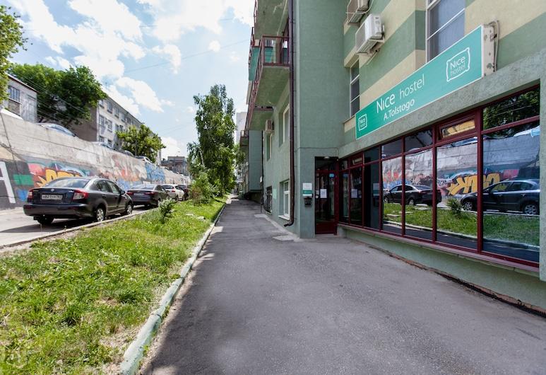 Nice Hostel, Samara, Hotel Entrance