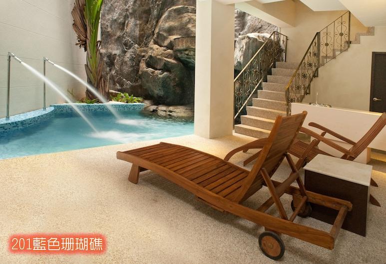 Bali Motel, Taoyuan City, Premium Double Room, Guest Room
