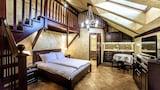 Sélectionnez cet hôtel quartier  Lviv, Ukraine (réservation en ligne)