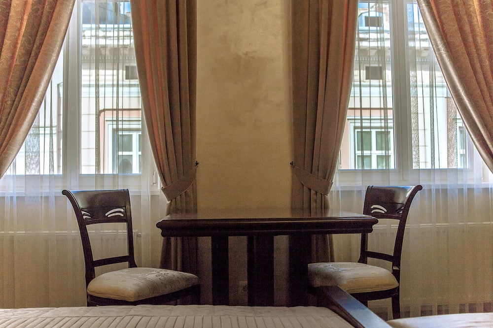 家庭套房, 1 間臥室 - 城市景觀