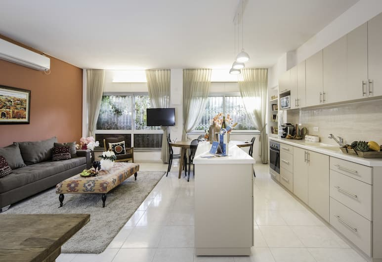 Sweet Inn Apartments - Molcho Street, Yerusalem, Apartemen, 2 kamar tidur, Kamar