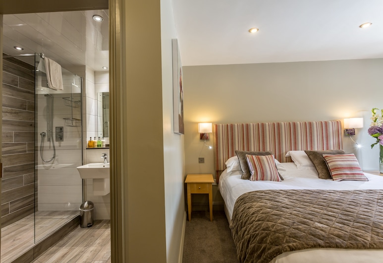 Longlands Inn and Restaurant, Carnforth, Deluxe Double or Twin Room, 1 Bedroom, Guest Room