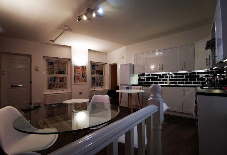 Capital Host Euston, London, Superior-Apartment, barrierefrei, Zimmer