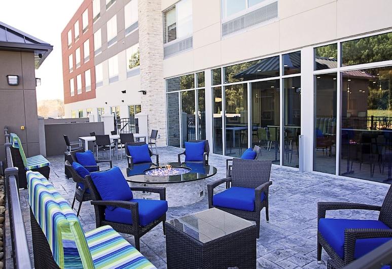 Holiday Inn Express & Suites Greenwood Mall, Greenwood, Balkon