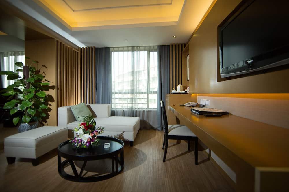 Suite (Japanese) - Sala de estar