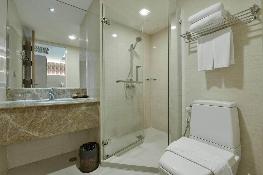 Deluxe Double - バスルーム