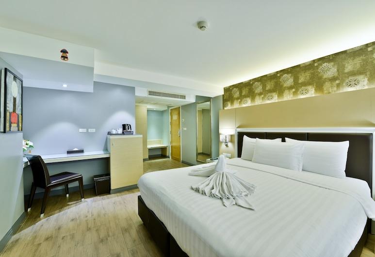 Prestige Suites Nana, Bangkok, Executive King, Chambre