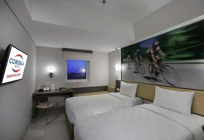 Cordela Kartika Dewi Jogjakarta, Yogyakarta, Deluxe Room, Living Room