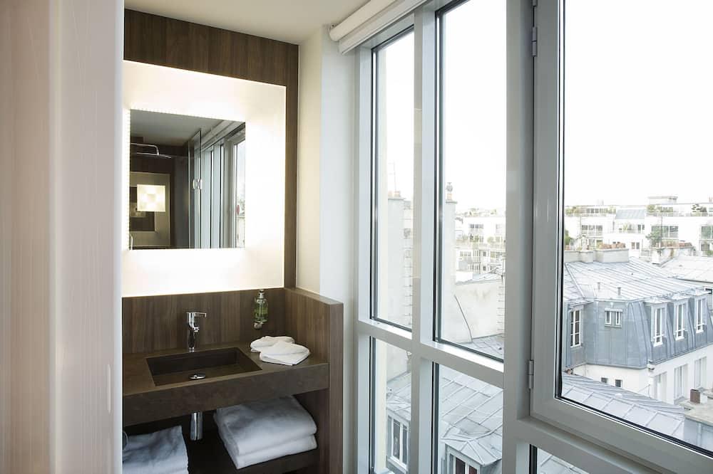 雙人房 (Hi-Macs) - 浴室