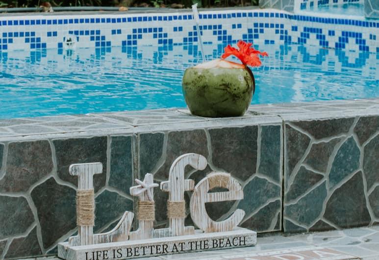 Hotel La Posada and Jungle, Manuel Antonio, Outdoor Spa Tub