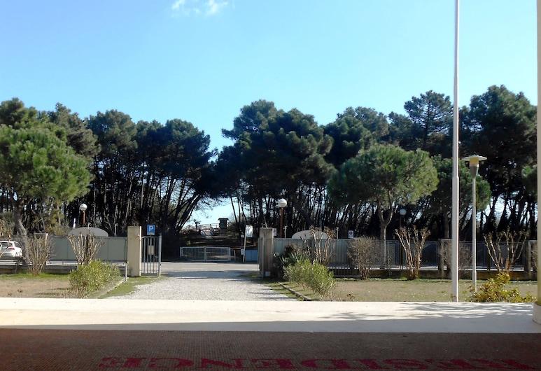 Residence Villa Marina, Равенна, Територія готелю
