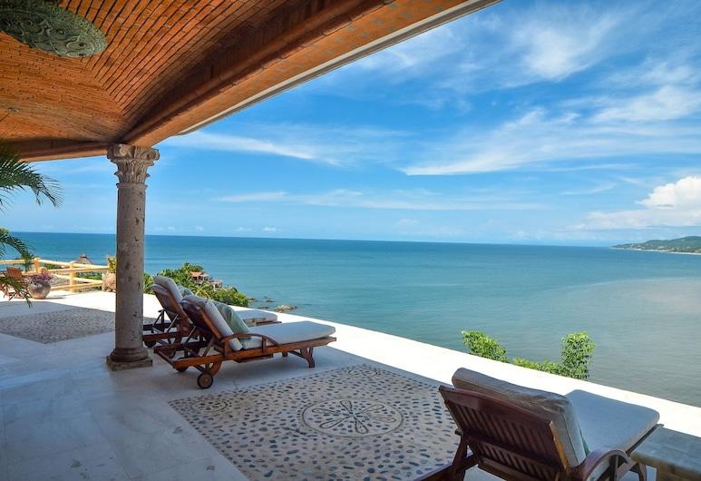 Amor Boutique Hotel, Sayulita, Luxury Suite, 3 Bedrooms, Non Smoking (La Gran Villa), Terraza o patio