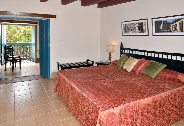 Hotel E Meson del Regidor, Trinidad, Štandardná izba, Hosťovská izba