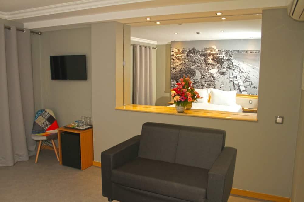 Phòng 3 Tiêu chuẩn, Bồn tắm (Oriental) - Khu phòng khách