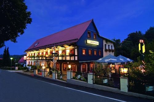 祖姆林登戈騰浪漫酒店/