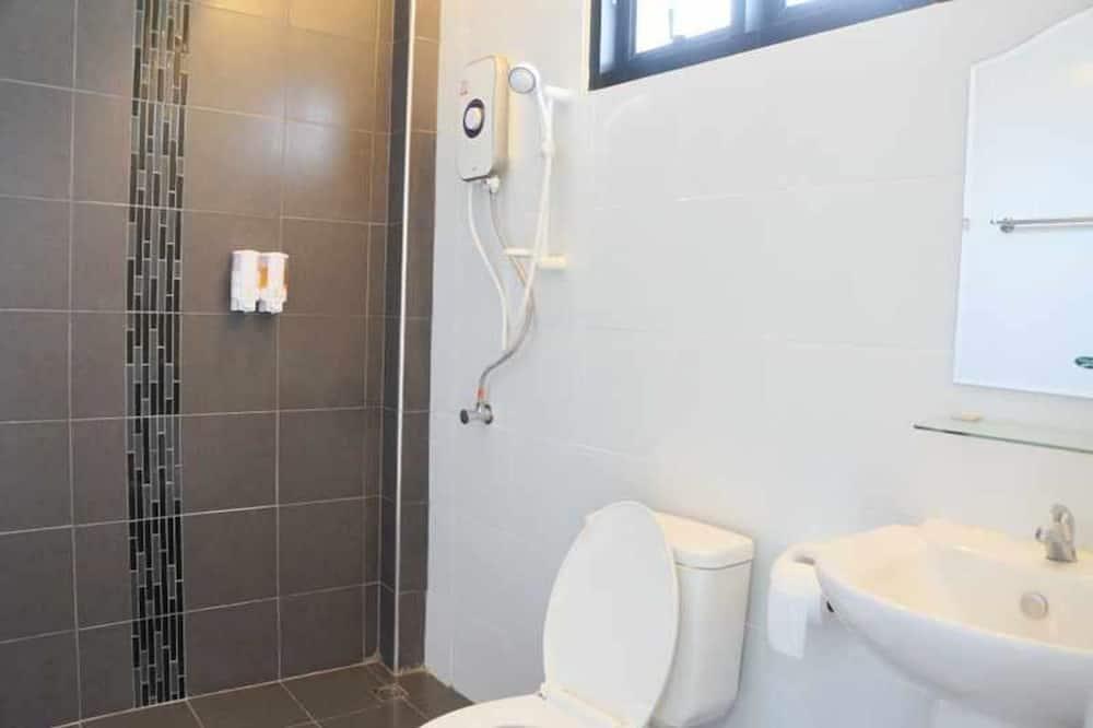 Twin Room - Koupelna