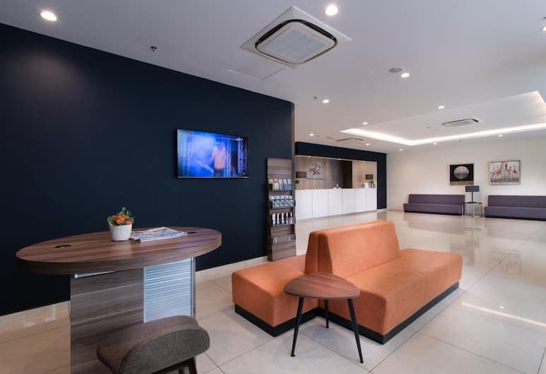 One Pacific Hotel & Serviced Apartments, George Town, Lobi Oturma Alanı
