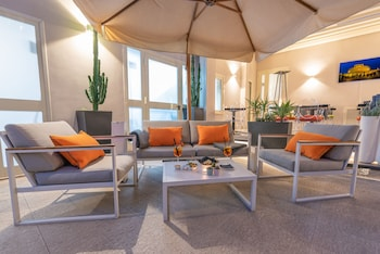 A(z) The Guardian Hotel hotel fényképe itt: Róma
