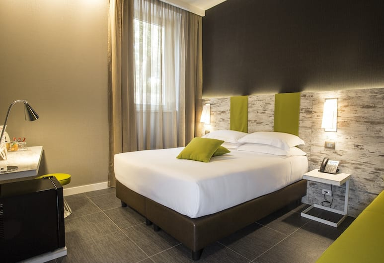 Smooth Hotel Rome Termini, Rome, Family Room (3 PAX), Guest Room