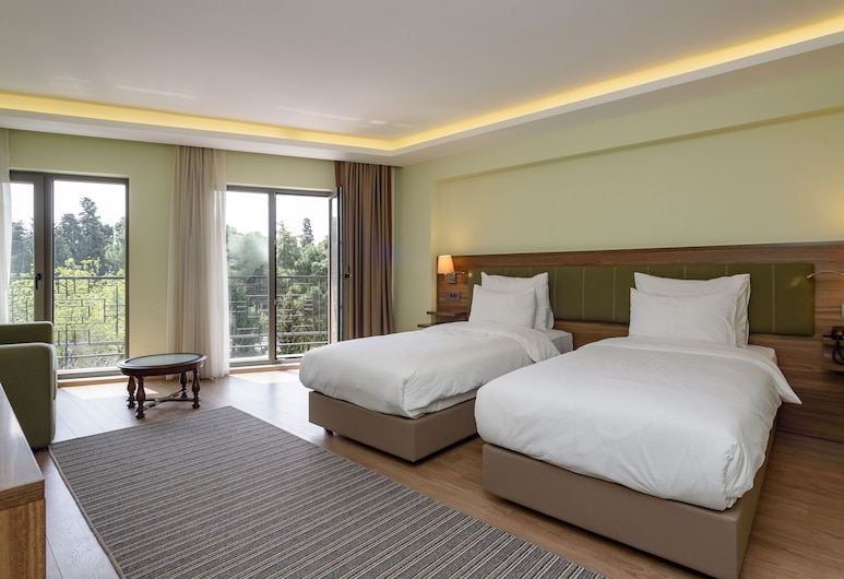 Numi Hotel, Istanbúl, Deluxe Family Room (4 People), Herbergi