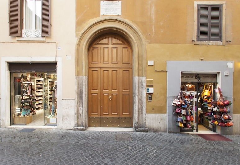My Trevi Charming & Luxury Rooms, Rome, Hotel Front