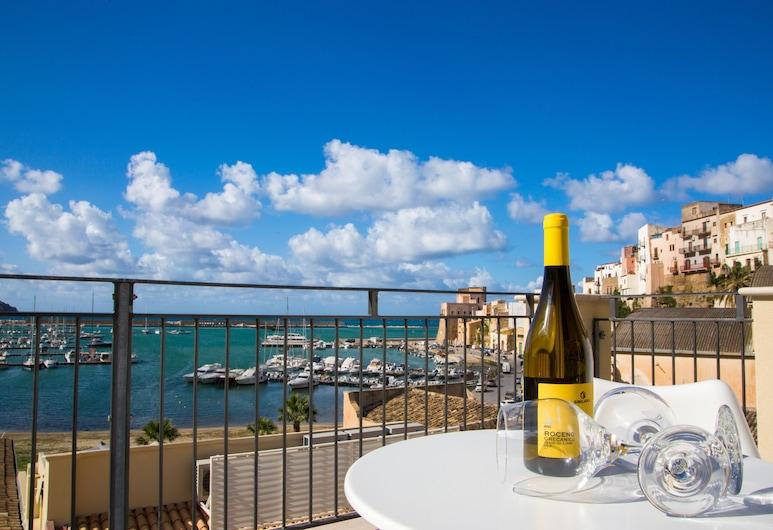 N'amuri Residence, Castellammare del Golfo, Habitación doble ejecutiva, Balcón