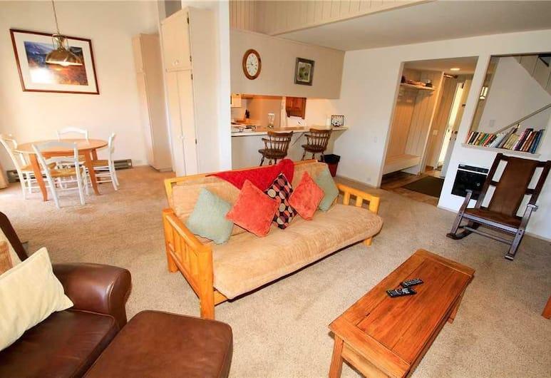 Discovery 4 112 Loft 1 Br condo by RedAwning, Danau Mammoth, Rumah, 1 kamar tidur, Area Keluarga