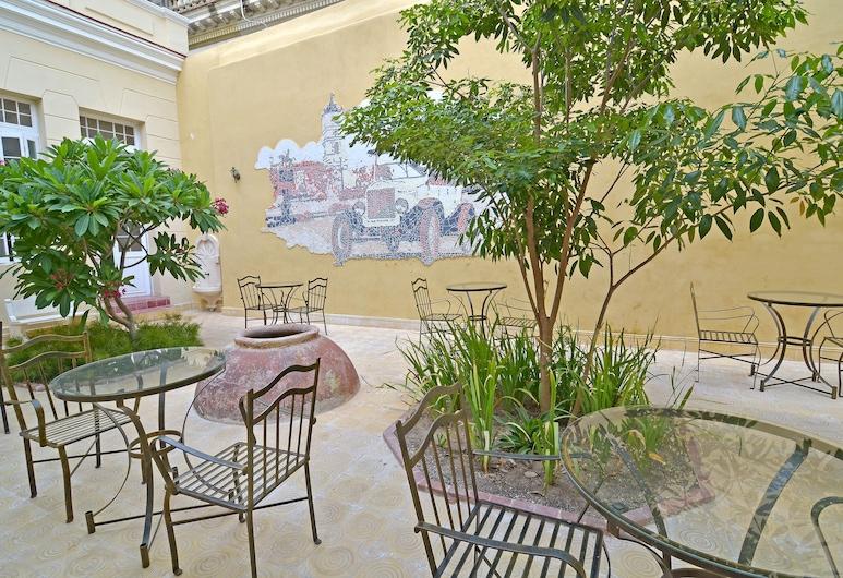 Hotel E El Marqués, Camagüey, Raňajková miestnosť