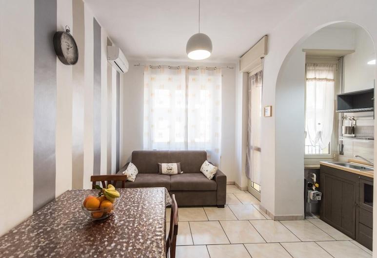 Letizia Home, Turin, Living Room