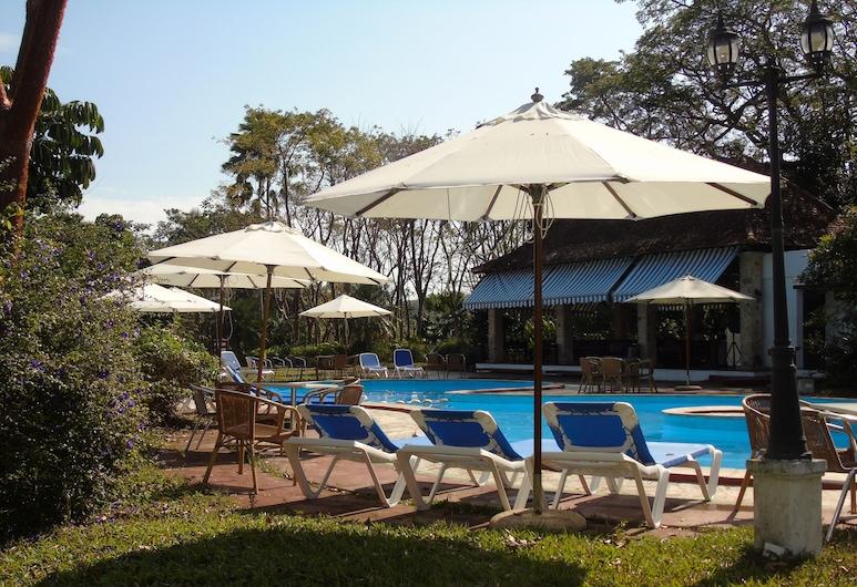 هوتل موكا, Candelaria, حمّام سباحة خارجي