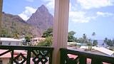ภาพ Sea Piton View Apartment ใน Soufriere