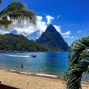 Picture of Sea Piton View Apartment in Soufriere