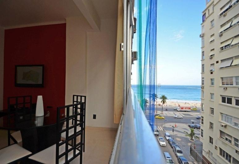 Rios Finest Apartmento Souza Lima, Rio de Janeiro, Výhľad zo zariadenia