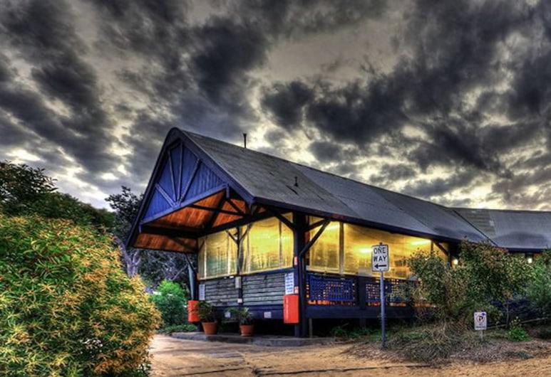 Fraser Island Retreat, Isla Fraser, Fachada del hotel