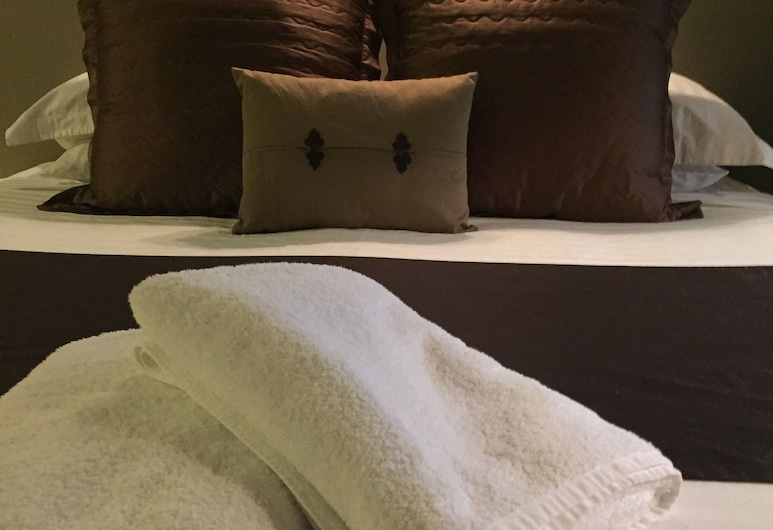 Spa Suites at Raven, Hepburn, Lyxsvit (Tranquility Spa Suite), Gästrum