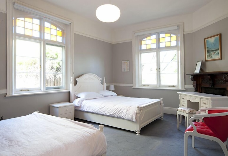 Lowena Cafe and Accommodation, Hobart, Familien-Suite, 2 Queen-Betten, Zimmer