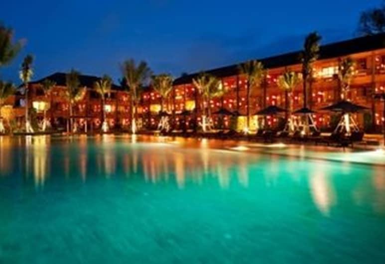 蘇梅島漢沙渡假村及水療中心, 蘇梅島, 游泳池