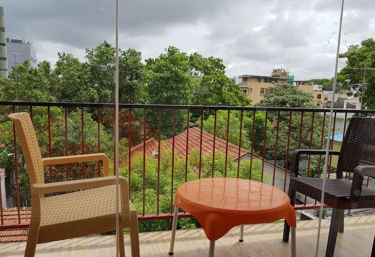 Thambili Island @ Stubbs, Colombo, Pokój rodzinny, Balkon